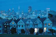 California, San Francisco, Alamo Square, Released