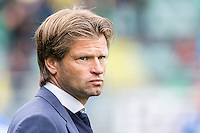 DEN HAAG - ADO Den Haag - De Graafschap , Voetbal , Eredivisie, Seizoen 2015/2016 , Kyocera stadion , 18-10-2015 , De Graafschap coach Jan Vreman