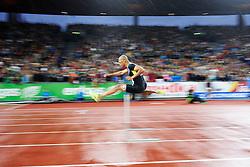 30.08.2012, Stadion Letzigrund, Zuerich, SUI, Leichtathletik, Weltklasse Zurich 2012, im Bild Felix Sanchez (DOM), 400m Huerden Maenner // during Athletics World Class Zurich 2012 at Letzigrund Stadium, Zurich, Switzerland on 2012/08/30. EXPA Pictures © 2012, PhotoCredit: EXPA/ Freshfocus/ Valeriano Di Domenico..***** ATTENTION - for AUT, SLO, CRO, SRB, BIH only *****
