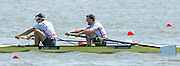 Brandenburg. GERMANY. GBR M2- Bow Alan SINCLAIR and Stewart INNES. <br /> 2016 European Rowing Championships at the Regattastrecke Beetzsee<br /> <br /> Saturday  07/05/2016<br /> <br /> [Mandatory Credit; Peter SPURRIER/Intersport-images]<br /> 2016 European Rowing Championships at the Regattastrecke Beetzsee<br /> <br /> Saturday  07/05/2016<br /> <br /> [Mandatory Credit; Peter SPURRIER/Intersport-images]<br /> 2016 European Rowing Championships at the Regattastrecke Beetzsee<br /> <br /> Saturday  07/05/2016<br /> <br /> [Mandatory Credit; Peter SPURRIER/Intersport-images]