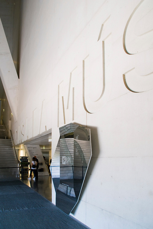 Casa da Musica. Porto. OMA Rem Koolhaas Architect