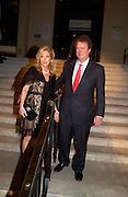 Kathy Richards Hilton and Rick Hilton. De Beers host party to launch  their new Radiance Collection at the Victoria & Albert Museum on May 17, 2005 in London, England. ONE TIME USE ONLY - DO NOT ARCHIVE  © Copyright Photograph by Dafydd Jones 66 Stockwell Park Rd. London SW9 0DA Tel 020 7733 0108 www.dafjones.com