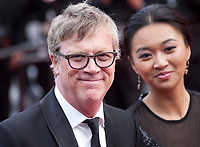 Director Todd Haynes and Cecile Zhang at the The Wild Pear Tree (Ahlat Agaci) gala screening at the 71st Cannes Film Festival, Friday 18th May 2018, Cannes, France. Photo credit: Doreen Kennedy