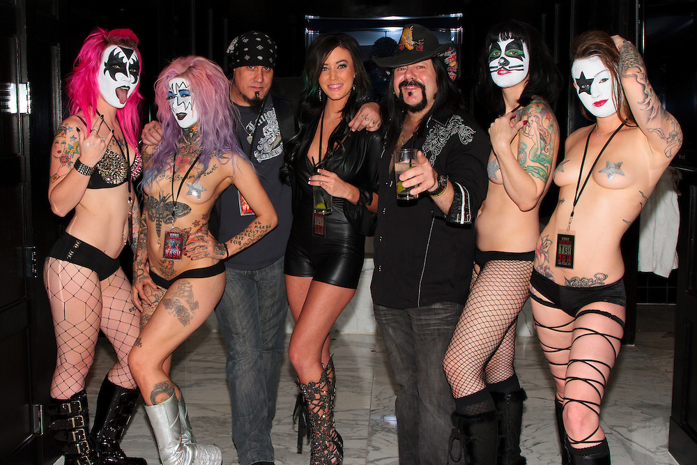 Vinnie Paul's Birthday Bash, March 11, 2014<br /> Hard Rock Hotel Casino, Las Vegas <br /> &copy;Karen Mandall | www.KarenMandall.com