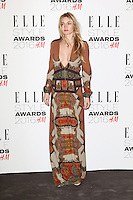 Immy Waterhouse, ELLE Style Awards 2016, Millbank London UK, 23 February 2016, Photo by Richard Goldschmidt
