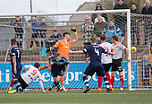 Forfar Athletic v Clyde FC 22-04-201