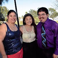 Dora Alaniz Family
