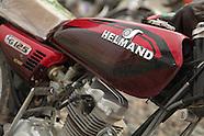 The Helmand Motorbike
