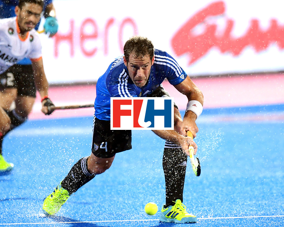 Odisha Men's Hockey World League Final Bhubaneswar 2017<br /> Match id:19<br /> India v Argentina<br /> Foto: Juan Gilardi (Arg) <br /> COPYRIGHT WORLDSPORTPICS FRANK UIJLENBROEK