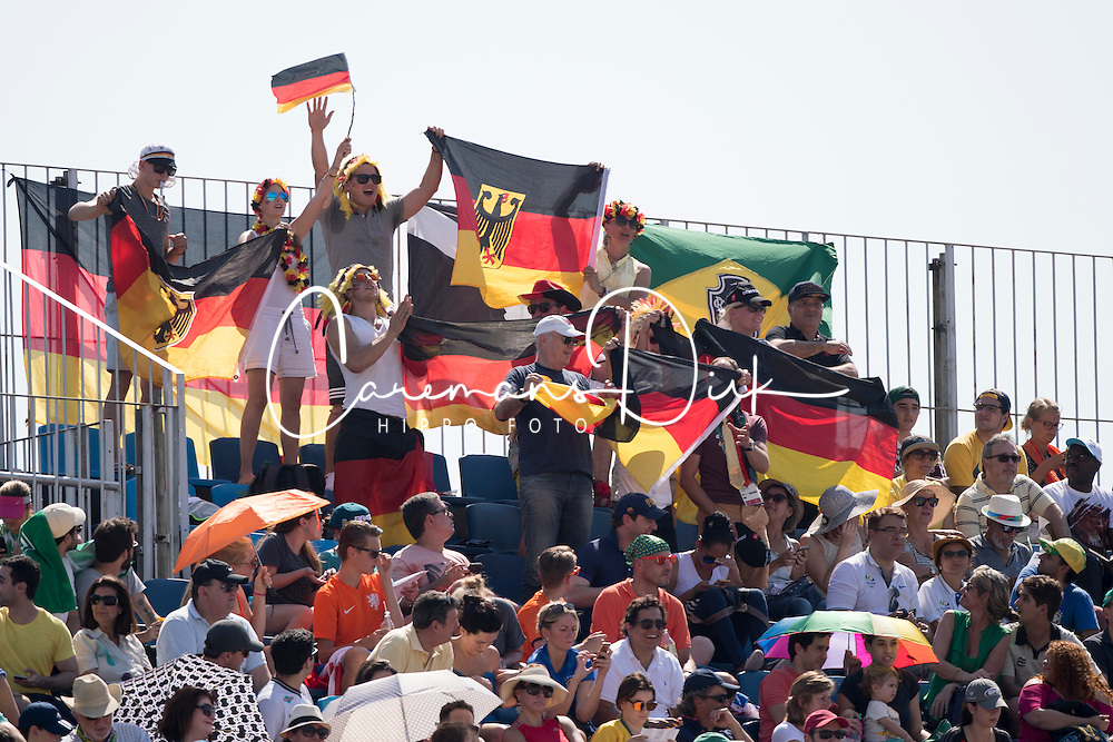 German supporters, Ahlmann Christian, GER, Taloubet Z<br /> Olympic Games Rio 2016<br /> © Hippo Foto - Dirk Caremans<br /> 17/08/16