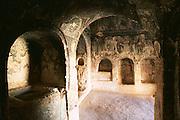 Cave church in Capadocia