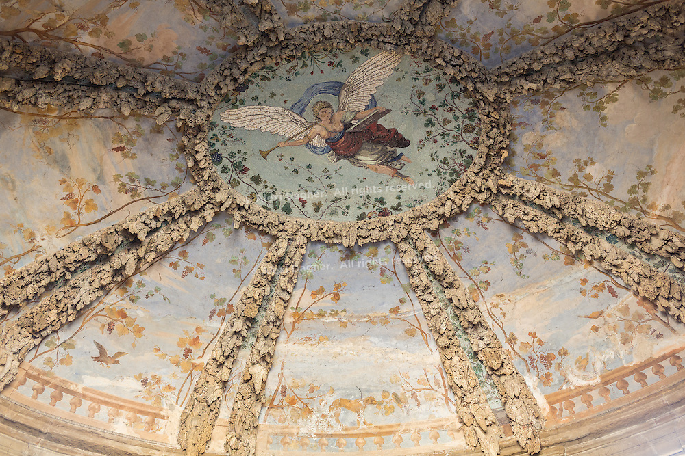 The Moses Grotto Ceiling - Florence, Italy 2014