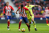 FOOTBALL - SPANISH CHAMP - ATLETICO MADRID v GETAFE 060118