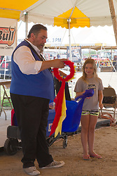 01 August 2014:   McLean County Fair Magic Matt