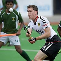 MELBOURNE - Champions Trophy men 2012<br /> Germany v Pakistan 1-2<br /> Pakistan into the half final<br /> foto: Moritz Polk..<br /> FFU PRESS AGENCY COPYRIGHT FRANK UIJLENBROEK