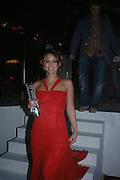 Rachel Stevens. Glamour Women Of The Year Awards 2005, Berkeley Square, London.  June 7 2005. ONE TIME USE ONLY - DO NOT ARCHIVE  © Copyright Photograph by Dafydd Jones 66 Stockwell Park Rd. London SW9 0DA Tel 020 7733 0108 www.dafjones.com