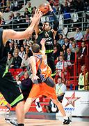 DESCRIZIONE : Tour Preliminaire Qualification Euroleague Aller<br /> GIOCATORE : VASSALO Daniel<br /> SQUADRA : Villeurbanne<br /> EVENTO : France Euroleague 2010-2011<br /> GARA : Le Mans Villeurbanne <br /> DATA : 28/09/2010<br /> CATEGORIA : Basketball Euroleague<br /> SPORT : Basketball<br /> AUTORE : JF Molliere par Agenzia Ciamillo-Castoria <br /> Galleria : France Basket 2010-2011 Action<br /> Fotonotizia : Euroleague 2010-2011 Tour Preliminaire Qualification Euroleague Aller<br /> Predefinita :
