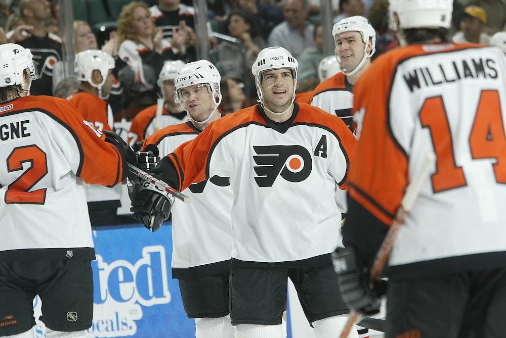 2003 NHL Archive<br /> <br /> Philadelphia Flyers @ Florida Panthers