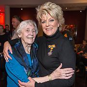 NLD/Amsterdamt/20180930 - Annie MG Schmidt viert eerste jubileum, Simone Kleinsma en haar zanglerares