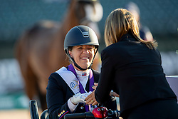 Trunnell Roxanne, USA, Dolton<br /> World Equestrian Games - Tryon 2018<br /> © Hippo Foto - Sharon Vandeput<br /> 22/09/2018