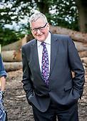 Fergus Ewing visits Inzievar Wood