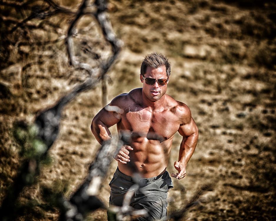 Jake Sawyer Trail Running