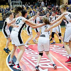 20130303: SLO, Basketball - Finalni turnir  22. Pokala clanic, ZKK Athlete Celje vs Domzale