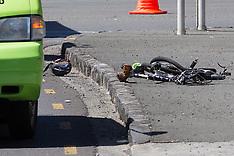 Auckland - Fatal crash involving a cyclist