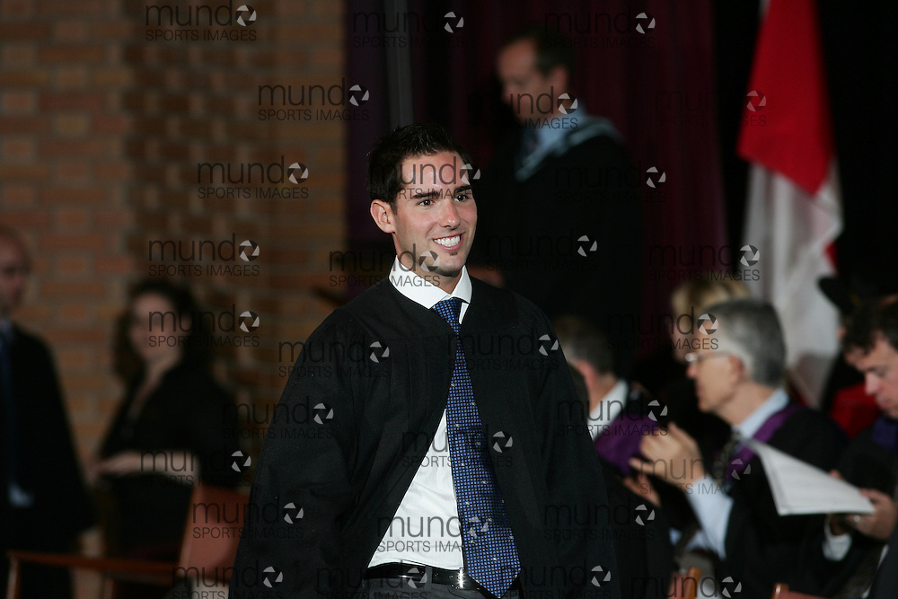 London, Ontario ---13/06/08--- University of Western Ontario Law School class of 2008.GEOFF ROBINS UWO