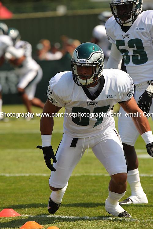 Eagles Training Camp..Mandatory Credit:Todd Bauders/ContrastPhotography.com
