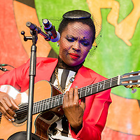 Lauryn Hill, New Orleans Jazz & Heritage Festival 2016
