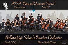 Ballard High School Chamber Orchestra