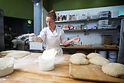 PHILADELPHIA, PA - August 12, 2015: Bread-making at High Street on Market.<br /> <br /> CREDIT: Clay Williams.<br /> <br /> © Clay Williams / claywilliamsphoto.com