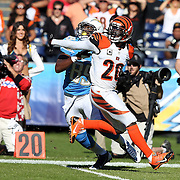 2013 Bengals at Chargers