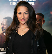 2010, January 20. Pathe ArenA, Amsterdam, the Netherlands. Nochtli Peralta Alvarez at the dutch premiere of Bad Boys For Life.