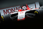 May 25, 2014: Monaco Grand Prix: Jules Bianchi, Marussia F1 team