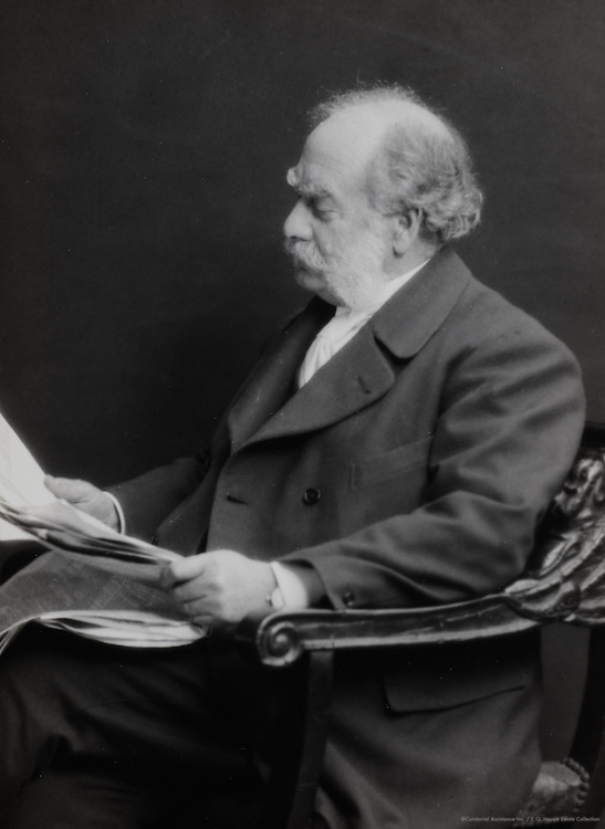 Sir Alfred Yarrow, engineer and inventor, England, UK, 1922