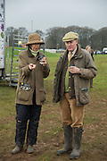 LIZ WILLS; JOHNNIE WILLS, The Heythrop Hunt Point to Point. Cocklebarrow. 24 January 2016