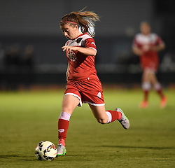 Bristol Academy's Christie Murray - Mandatory by-line: Paul Knight/JMP - Mobile: 07966 386802 - 27/08/2015 -  FOOTBALL - Stoke Gifford Stadium - Bristol, England -  Bristol Academy Women v Oxford United Women - FA WSL Continental Tyres Cup