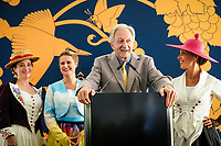 Ouverture officielle de la billetterie &agrave; Vevey pour la f&ecirc;te des vignerons et rencontre Daniele Finzi Pasca avec les acteurs-figurants.<br /> Vevey septembre 2018<br /> &copy;Nicolas Righetti/Lundi13