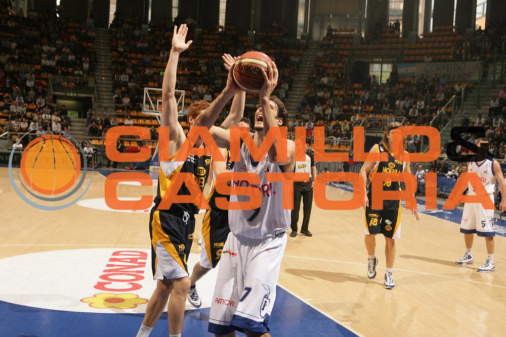 DESCRIZIONE : Bologna Lega A Dilettanti 2009-10 Fortitudo Bologna Nobili SBS Castelletto<br /> GIOCATORE : alessandro cittadini<br /> SQUADRA : Fortitudo Bologna<br /> EVENTO : Campionato Serie A Dilettanti 2009-2010 <br /> GARA : Fortitudo Bologna Nobili SBS Castelletto<br /> DATA : 25/04/2010 <br /> CATEGORIA : tiro<br /> SPORT : Pallacanestro <br /> AUTORE : Agenzia Ciamillo-Castoria/D.Vigni<br /> Galleria : Lega Nazionale Pallacanestro 2009-2010 <br /> Fotonotizia : Bologna Lega A Dilettanti 2009-2010 Fortitudo Bologna Nobili SBS Castelletto<br /> Predefinita :
