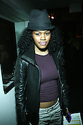 Teyana Taylor at The 3rd Annual Black Girls Rock Awards held at the Rose Building at Lincoln Center in New York City on November 2, 2008..BLACK GIRLS ROCK! Inc. is a 501 (c)(3) nonprofit, youth empowerment mentoring organization established for young women of color.  Proceeds from ticket sales will benefit BLACK GIRLS ROCK! Inc.?s mission to empower young women of color via the arts.  All contributions are tax deductible to the extent allowed by