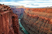 Toroweap and the Colorado River at Grand Canyon National Park