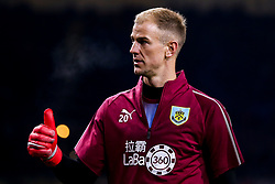 Joe Hart of Burnley - Mandatory by-line: Robbie Stephenson/JMP - 26/11/2018 - FOOTBALL - Turf Moor - Burnley, England - Burnley v Newcastle United - Premier League