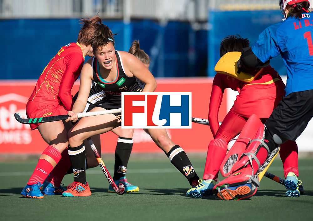 AUCKLAND - Sentinel Hockey World League final women<br /> Match id 10297<br /> 07 Germany v China<br /> Foto: Charlotte Stapenhorst <br /> WORLDSPORTPICS COPYRIGHT FRANK UIJLENBROEK