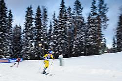 March 9, 2019 - –Stersund, Sweden - 190309 Jesper Nelin of Sweden competes in the Men's 10 KM sprint during the IBU World Championships Biathlon on March 9, 2019 in Östersund..Photo: Petter Arvidson / BILDBYRÃ…N / kod PA / 92252 (Credit Image: © Petter Arvidson/Bildbyran via ZUMA Press)