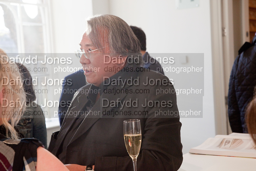 DAVID TANG, Phillips de Pury and Company.- BRIC- Exhibition and auction celebrating Brazil, Russia, India and China at the Saatchi Gallery. London.  17 April 2010.