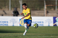 170606 Brazil U20 v Czech Republic U20