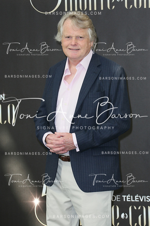 "MONTE-CARLO, MONACO - JUNE 11:  Michael Dobbs attends ""House of Cards"" photocall at the Grimaldi Forum on June 11, 2014 in Monte-Carlo, Monaco.  (Photo by Tony Barson/FilmMagic)"