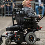 NLD/Den Haag/20190917 - Prinsjesdag 2019, Rick Brink, de eerste minister van gehandicaptenzaken